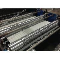 Aluminum-Zinc Prepainted Steel Sheet Corrugated Roof Roll Forming machine