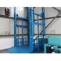 900kg - 3000kg Hydraulic guide rail elevator with 0.15m - 15m Lifting Height