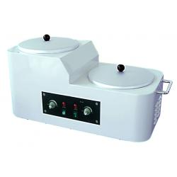 China WT-9321c Double Pot Paraffin Wax Warmer Heater Beauty Salon Instrument Hot SPA Paraffin Wax on sale