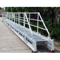 DNV BV ABS Marine Boarding Ladder Aluminum Accommodation Ladder For Ship