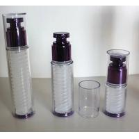15ml 30ml 50ml  cosmetic double layer wall pp airless bottle