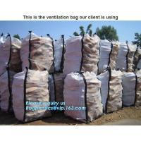 coated polypropylene woven 1 ton bag big bulk bag for fertilizer with PE liner,pp woven ton bag pp woven big bag for con
