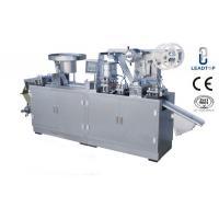 Three Phase Blister Packing Machine Automatic Aluminum Plastic 380V 50HZ