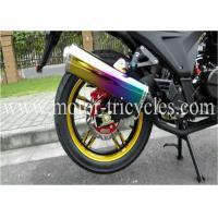 4 Stroke Road Racing Motorbikes Single Cylinder Shaft Drive 5 Speed Transmission