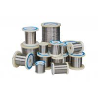 X20H80 Ni80Cr20 Heat Resistant Alloys / Heat Resistant Wire With ISO9001 Certificate