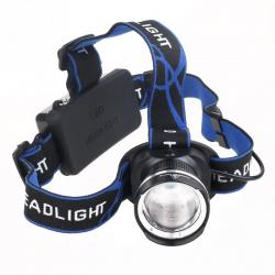 China Durable Disposable Hygienic Products Lithium Battery Adjustable LED Head Light on sale