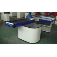 Electronic Conveyor Belt Checkout Counter with Special Aluminium Alloy Edge