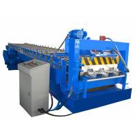 Steel Floor Decking Roll Forming Machine