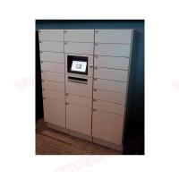 Keyless Express Automatic Parcel Delivery Locker, Courier Locker with credit card reader