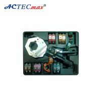 Custom Manual Hydraulic Hose Crimper Tool , AC Hose Crimper Kit
