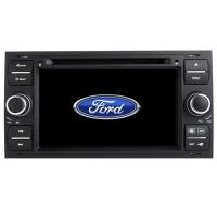 FORD Focus 2005-2007/Black Car Multimedia DVD Players  with Android 9.0 support 3G 4G WiFi FOD-7312GDA(Black)