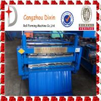 hebei dixin hot sale roofing sheet rolling machine