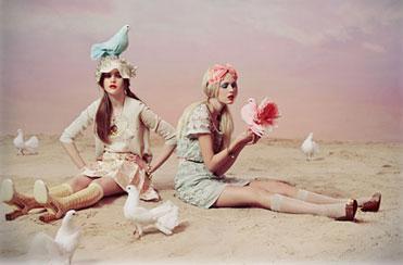 Australian Romantic Fashion Designer Alannah Hill 85626