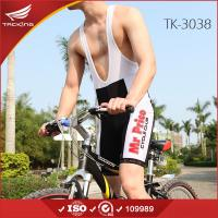 2015 cheap men's cycling jersey bib shorts set