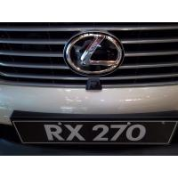 4 Wide Angle Camera 360 Bird View Parking System For Lexus RX Intelligent Parking Assistant