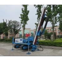 MDL-135H Anchor Drilling Rig Foundation Pile Drilling rig Machine also for Jet-Grouting and Dig Water Well