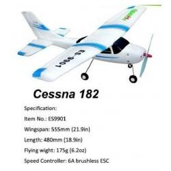 China Durable Anti-crash EPO Brushless Ready to Fly RC Planes with 2.4Ghz 4 channel Transmitter on sale