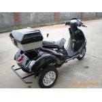 Electric Elderly / Disabled Handicapped Scooters With 1P39FMB Engine