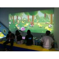 Instructive Drawing Game Ar Projection Mapping For Shopping Mall