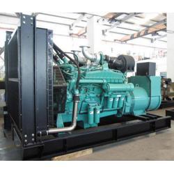 China Cummins Diesel Generator , Three Phase Brushless AC Generator on sale
