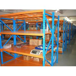 China industrial galvanized pallet racking system multi tier shelving , 200kg to 500kg on sale