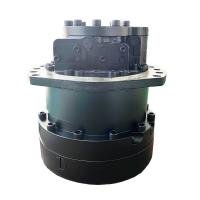 Smooth Running Hydraulic Rotor Motor Slow Speed Hydraulic Motors Piston Structure