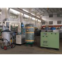 Durable air commercial sandblasting equipment / sand blasting chamber