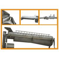 Industrial Meat Processing Equipment , Poultry Plucking Machines 800kg