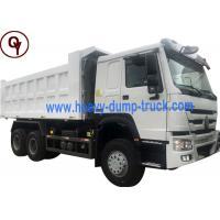 China 10 wheel tipper truck capacity    sinotruk howo dump truck 6x4