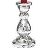 High quality Folk Art large glass vases vintage candle holder for fireplace for festival