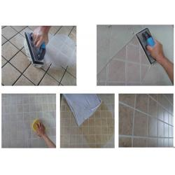 China Flexible / Eco Friendly Swimming Pool Tile Grout , Wall Epoxy Grout on sale