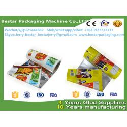 China Automatic Packaging Film Heat seal Laminated Packaging Herbar for Food on sale