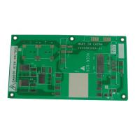 Power Amplifier PCB Board Rigid Circuit Board with 2 Layer 2.0mm Board Thickess
