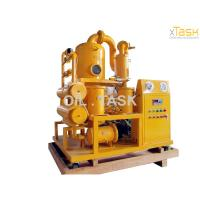 Dielectric Transformer Oil Purification and Vacuum Oil Processing System Model ZYD-50(3000LPH)