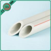 Pressure PN25 PPR Aluminum Pipe , Heat Preservation Polypropylene Plastic Pipe