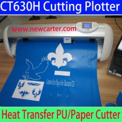 China 630 Vinyl Cutter Creation Cutting Plotter 24 Vinyl Sign Cutter Pcut CT630H Cutting Plotter on sale