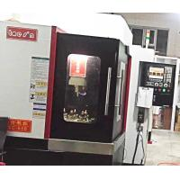 High Speed Spindle CNC Vertical Milling Machine With Large Span Section