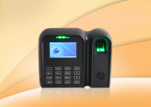 China Biometric Timeclocks Wireless Fingerprint Time Attendance System Embedded Web Server supplier