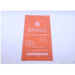 China 10kg 5kg PE Plastic Bag , Heavy Duty Plastic Bag For Fertilizer / Chemical on sale