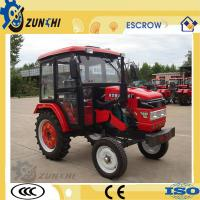 Cheap new four wheel drive agricultural tractors