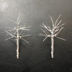 China wire model tree arms,model tree trunks,miniature fake trees arms,model metal tree arms,wire tree trunk on sale