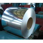 Cold Rolled Galvanized Steel Coil For Profile / Section , Good Welding / Rolling Performance