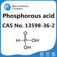 CAS No. 13598-36-2 Phosphorous acid