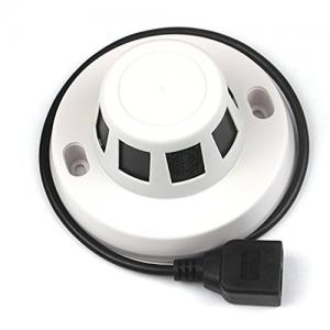 SPY COMS / SONY CCD Wide Angle Range Hidden Mini CCTV Camera Smoke Detector