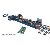 Guardrail Roll Metal Forming Machines