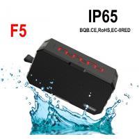 IP67 Waterproof Mini Portable Bluetooth Speakers Built In 2600mAh Power Bank With Enhanced Bass