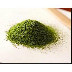 China Herbal Flavour Organic Matcha Green Tea Powder Mixed With Milk / Sugar on sale
