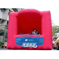 Commercial Inflatable Trade Show Booth Market Pop Up Canopy Tent