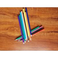 Hot Sell 12 colors set 7 inch colored lead color pencil for drawing