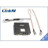 COFDM Drone UAV Long Range Video Transmitter 20KM Receiving Sensitivity